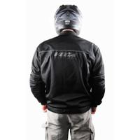 Vega Mercury Mens Mesh Black Jacket 2