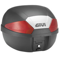 GIVI Monolock B29N Top Trunk Red