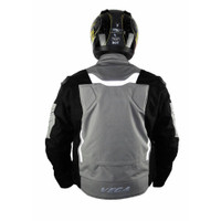 Vega Monarch Black Grey Jacket 2