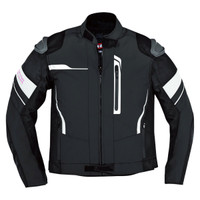 Vega Monarch Black Jacket