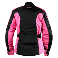 Vega Silhouette Ladies Pink Jacket 2
