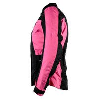 Vega Silhouette Ladies Pink Jacket 3