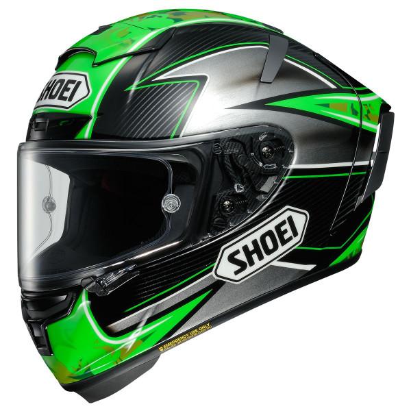 Shoei X-14 Laverty Helmet 1