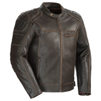 Cortech Dino Jacket Brown View