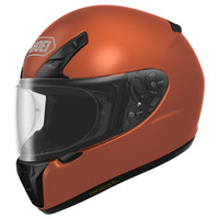 Shoei RF-SR Helmet - Solid Orange