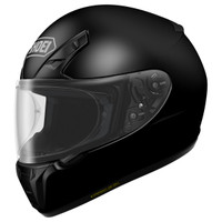 Shoei RF-SR Helmet - Solid Black
