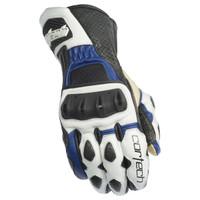 Cortech Latigo RR 2 Gloves White/Blue View
