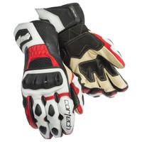 Cortech Latigo RR 2 Gloves White/Red View