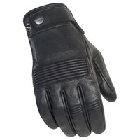 Cortech Duster Glove Rustic Black