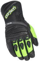 Cortech Men's GX-Air 4 Glove Black/Hi-Viz View