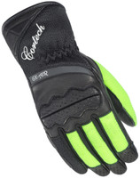 Cortech Womens GX Air 4 Glove Black/Hi-Viz View