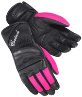 Cortech Womens GX Air 4 Glove Pink/Black View