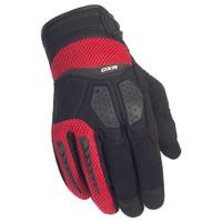 Cortech DXR Gloves For Men's Black/Red View