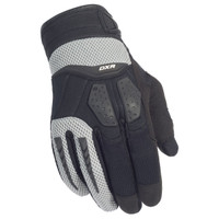 Cortech DXR Gloves For Men's Black/Silver View