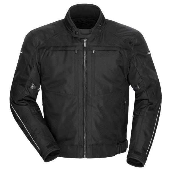 Tour Master Pivot Jacket Black