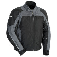 Tour Master Pivot Jacket Gray