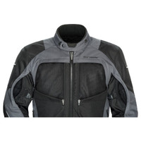 Tour Master Pivot Jacket Gray 5