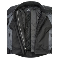Tour Master Pivot Jacket Gray 6