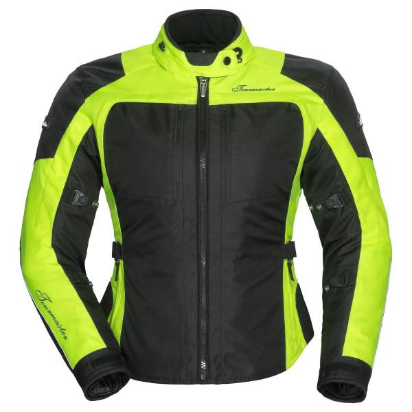 Tour Master Pivot Women's Jacket Yellow