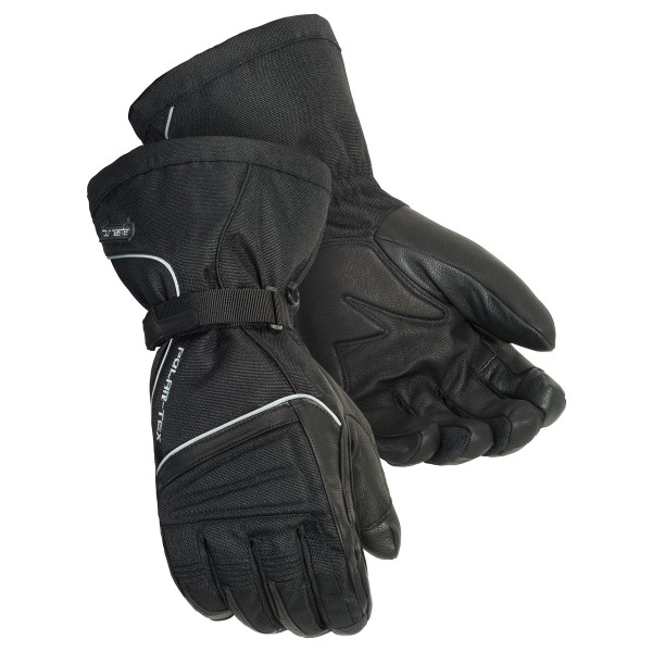Tour Master Polar-Tex 3.0 Gloves Black