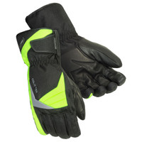 Tour Master Cold-Tex 3.0 Women's Gloves Hi Viz