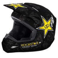 Fly Racing F2 Carbon Rockstar Helmets