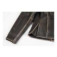 Black Brand Women's Vintage Rebel Leather Jacket