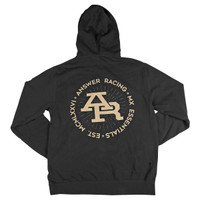 Answer Men's Stamp Zip Hoody 02