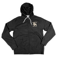 Answer Men's Stamp Zip Hoody