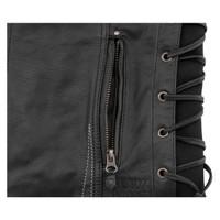 Black Brand Women's Janelle Leather Vest
