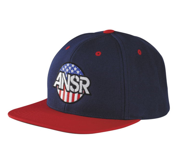 Answer Men's Patriot Snapback Cap