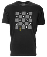 Fly Racing Checkers Tee