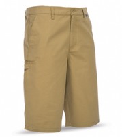 Fly Racing Stock Shorts Brown