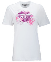 Fly Racing Watercolor Women's Tee