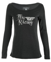 Fly Racing Nomad L/S Women's Tee