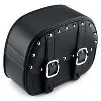 Vikingbags Cruise Studded Motorcycle Sissy Bar Bag