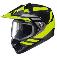 HJC DS-X1 EL Lander Dual Lens Shield Helmet