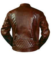 Roland Sands Design Men's Clash Leather Jacket
