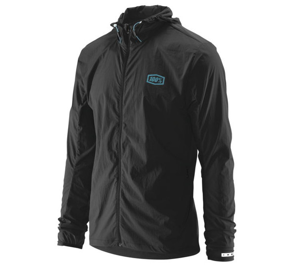 100% Men's Aero Tech Windbreaker 01