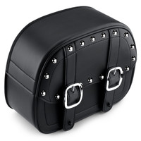 Vikingbags Cruise Studded Motorcycle Tail Bag 1