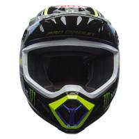 Bell MX-9 MIPS Pro Circuit Replica 2018 Helmet 02