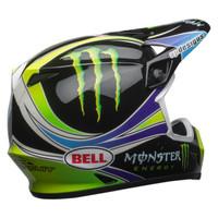 Bell MX-9 MIPS Pro Circuit Replica 2018 Helmet 04