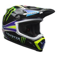 Bell MX-9 MIPS Pro Circuit Replica 2018 Helmet 01