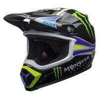 Bell MX-9 MIPS Pro Circuit Replica 2018 Helmet