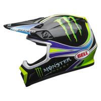 Bell MX-9 MIPS Pro Circuit Replica 2018 Helmet 07