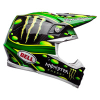 Bell Moto-9 Flex MC Monster Replica 2018 Helmet 03