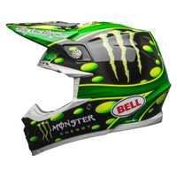 Bell Moto-9 Flex MC Monster Replica 2018 Helmet 04