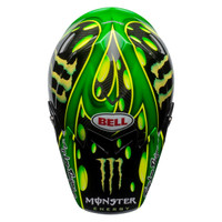 Bell Moto-9 Flex MC Monster Replica 2018 Helmet 05