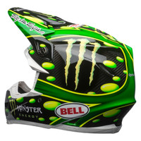 Bell Moto-9 Flex MC Monster Replica 2018 Helmet 06