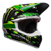 Bell Moto-9 Flex MC Monster Replica 2018 Helmet 01